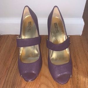 Michael Kors Mary Janes